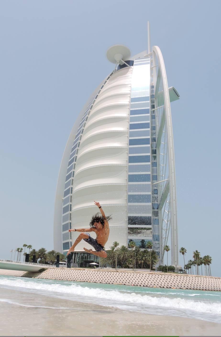 Erick Gamio en Dubai - ErickGamio.com