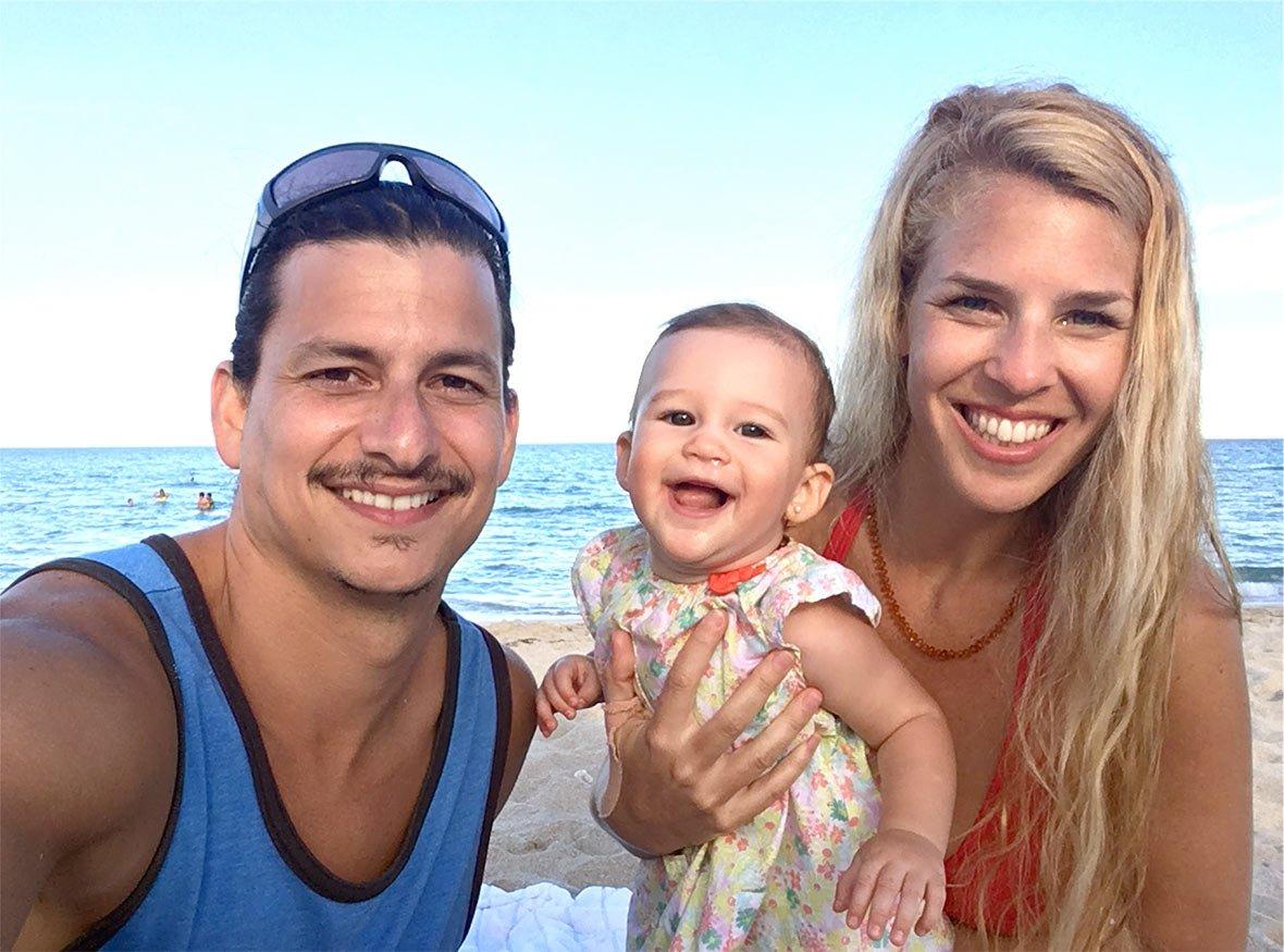 Erick, Ambar y María en Miami Beach - ErickGamio.com